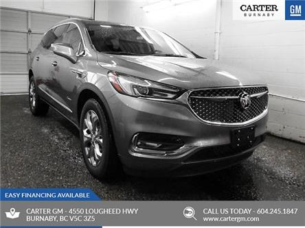 2020 Buick Enclave Avenir (Stk: E0-72830) in Burnaby - Image 1 of 12
