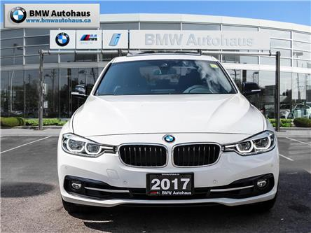2017 BMW 330i xDrive Sedan (8D97) (Stk: P9149) in Thornhill - Image 2 of 31