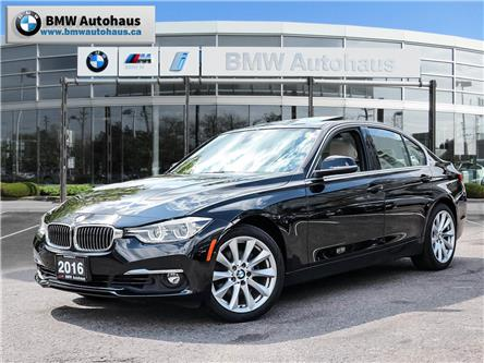 2016 BMW 328i xDrive (Stk: P9152) in Thornhill - Image 1 of 29