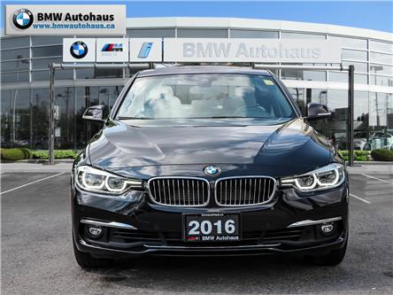 2016 BMW 328i xDrive (Stk: P9152) in Thornhill - Image 2 of 29