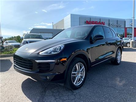 2016 Porsche Cayenne Base (Stk: GLA08675) in Cobourg - Image 1 of 44