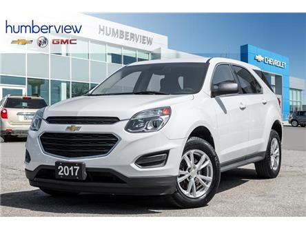 2017 Chevrolet Equinox LS (Stk: 19EQ270A) in Toronto - Image 1 of 18