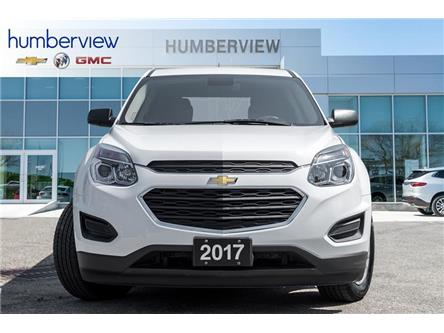 2017 Chevrolet Equinox LS (Stk: 19EQ270A) in Toronto - Image 2 of 18