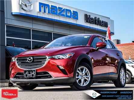 2019 Mazda CX-3 GS (Stk: P1889) in Markham - Image 1 of 27
