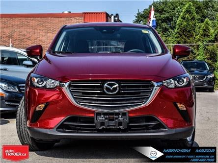 2019 Mazda CX-3 GS (Stk: P1889) in Markham - Image 2 of 27