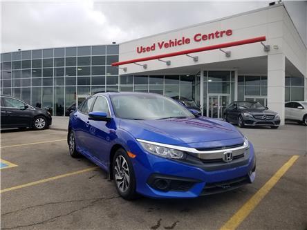 2018 Honda Civic EX (Stk: 2191053A) in Calgary - Image 1 of 29