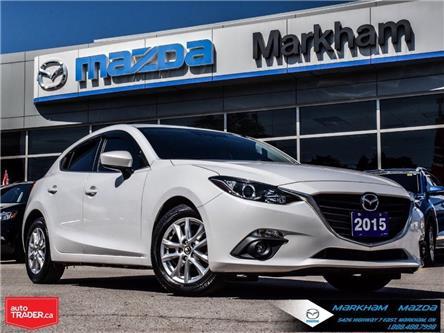 2015 Mazda Mazda3 Sport GS (Stk: N190748A) in Markham - Image 1 of 28