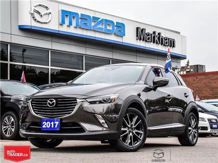 2017 Mazda CX-3 GT (Stk: P1907) in Markham - Image 1 of 28