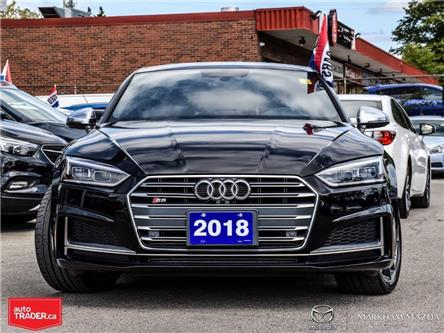 2018 Audi S5 3.0T Technik (Stk: D5190702A) in Markham - Image 2 of 30