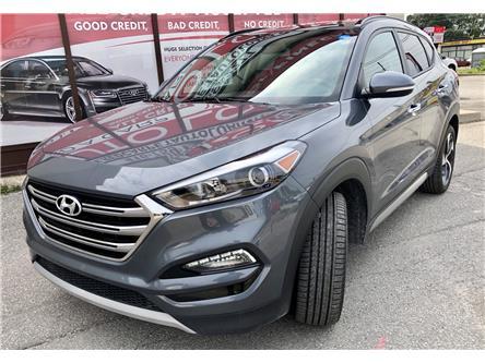 2017 Hyundai Tucson Limited (Stk: 715) in Toronto - Image 2 of 2