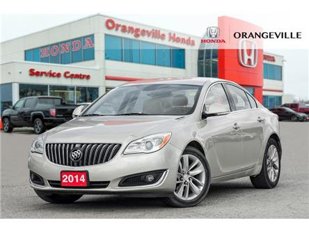 2014 Buick Regal Turbo (Stk: F19238A) in Orangeville - Image 1 of 18