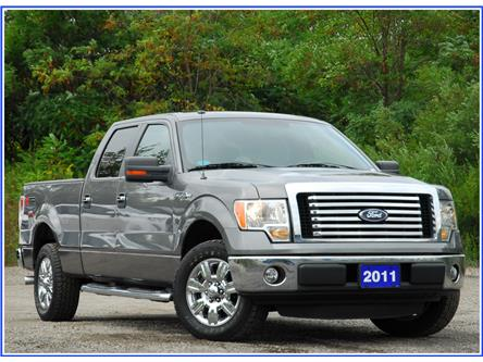 2011 Ford F-150 XLT (Stk: D95620A) in Kitchener - Image 1 of 16
