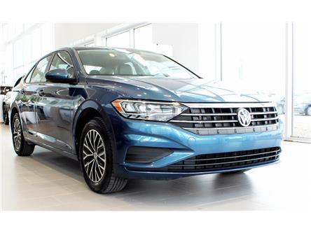 2019 Volkswagen Jetta 1.4 TSI Highline (Stk: V7315) in Saskatoon - Image 1 of 20