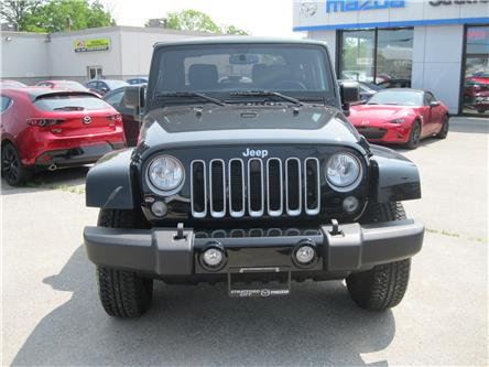 2017 Jeep Wrangler Sahara (Stk: 00562) in Stratford - Image 1 of 21