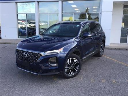 2020 Hyundai Santa Fe Ultimate 2.0 (Stk: H12265) in Peterborough - Image 1 of 10