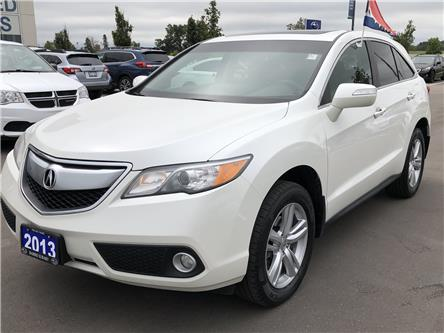 2013 Acura RDX Base (Stk: SUB1476A) in Innisfil - Image 1 of 20