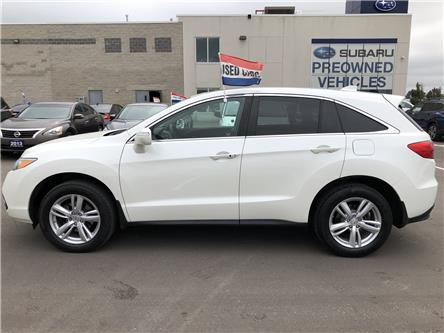 2013 Acura RDX Base (Stk: SUB1476A) in Innisfil - Image 2 of 20