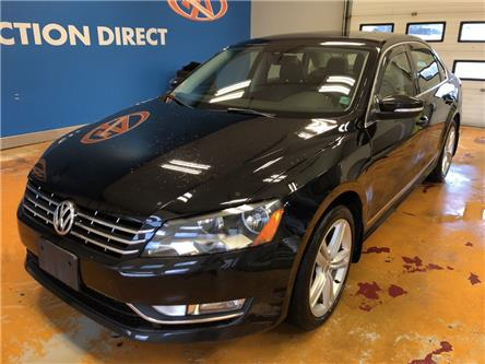2014 Volkswagen Passat 2.0 TDI Highline (Stk: 14-081357) in Lower Sackville - Image 1 of 18