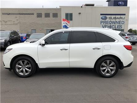 2016 Acura MDX Elite Package (Stk: 20SB007A) in Innisfil - Image 2 of 20