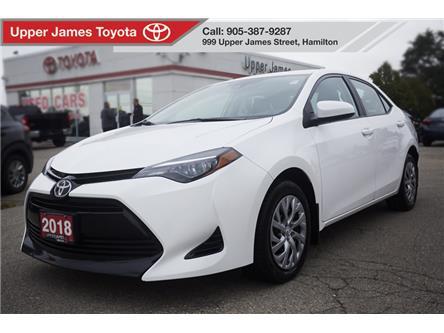 2018 Toyota Corolla  (Stk: 82791) in Hamilton - Image 1 of 18