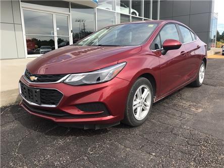 2018 Chevrolet Cruze LT Auto (Stk: 21988) in Pembroke - Image 2 of 7