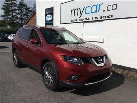 2015 Nissan Rogue SL (Stk: 191365) in Richmond - Image 1 of 21
