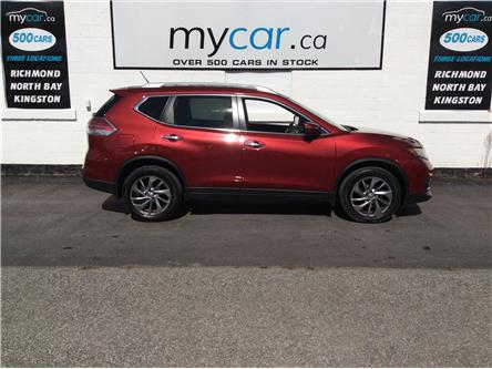 2015 Nissan Rogue SL (Stk: 191365) in Richmond - Image 2 of 21
