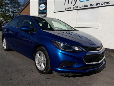 2017 Chevrolet Cruze LT Auto (Stk: 191410) in Richmond - Image 1 of 21