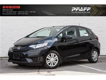 2015 Honda Fit LX (Stk: 37750A) in Markham - Image 1 of 6