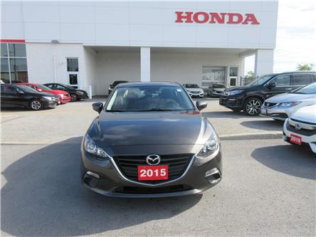 2015 Mazda Mazda3 GX (Stk: 27542A) in Ottawa - Image 2 of 12