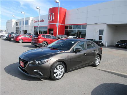 2015 Mazda Mazda3 GX (Stk: 27542A) in Ottawa - Image 1 of 12