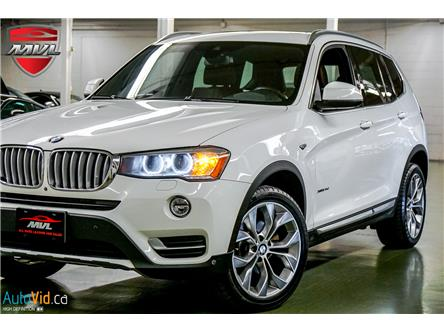 2016 BMW X3 xDrive28d (Stk: ) in Oakville - Image 1 of 31