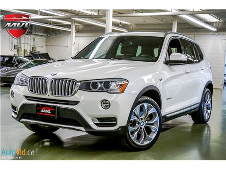 2016 BMW X3 xDrive28d (Stk: ) in Oakville - Image 2 of 31