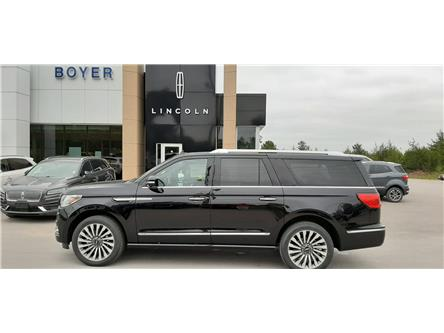 2019 Lincoln Navigator L Reserve (Stk: L1370) in Bobcaygeon - Image 1 of 27