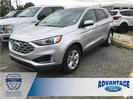 2019 Ford Edge SEL (Stk: K-860) in Calgary - Image 1 of 5