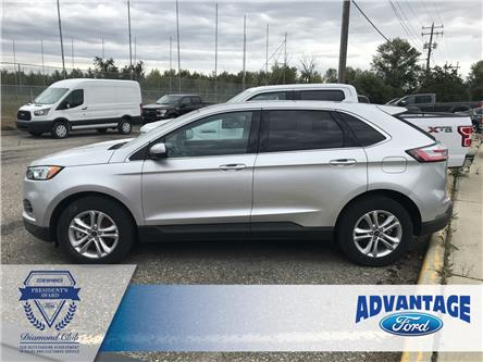 2019 Ford Edge SEL (Stk: K-860) in Calgary - Image 2 of 5