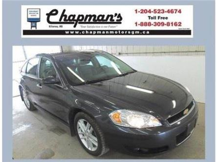 2013 Chevrolet Impala LTZ (Stk: 19-140A) in KILLARNEY - Image 1 of 27