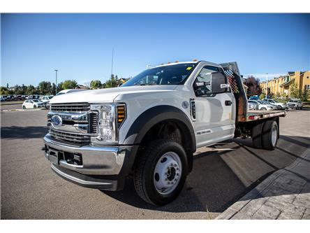 2018 Ford F-550 Chassis XLT (Stk: B81495) in Okotoks - Image 1 of 16