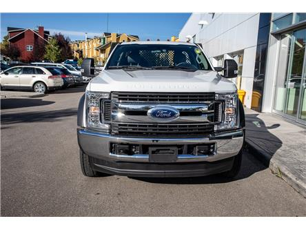 2018 Ford F-550 Chassis XLT (Stk: B81495) in Okotoks - Image 2 of 16
