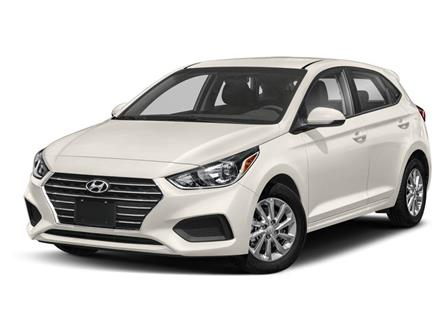 2020 Hyundai Accent Preferred (Stk: 20137) in Ajax - Image 1 of 9
