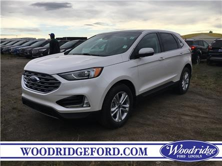 2019 Ford Edge SEL (Stk: K-2512) in Calgary - Image 1 of 5