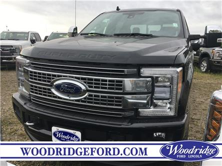 2019 Ford F-350 Platinum (Stk: K-2548) in Calgary - Image 1 of 5
