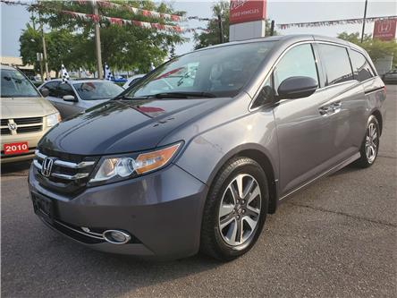 2014 Honda Odyssey Touring (Stk: 324961A) in Mississauga - Image 1 of 26