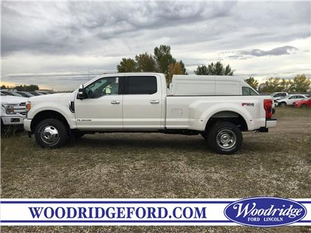 2019 Ford F-350 Platinum (Stk: K-2555) in Calgary - Image 2 of 5