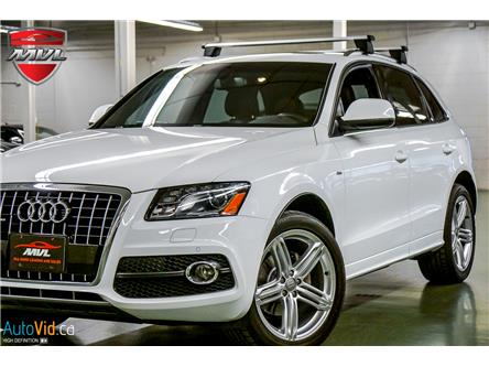 2011 Audi Q5 3.2 Premium (Stk: ) in Oakville - Image 1 of 34