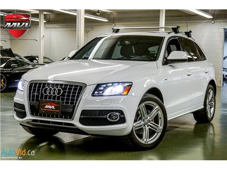 2011 Audi Q5 3.2 Premium (Stk: ) in Oakville - Image 2 of 34