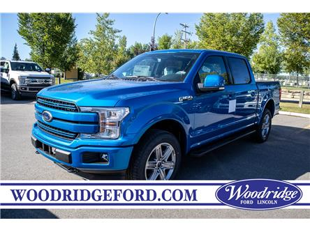 2019 Ford F-150 Lariat (Stk: KK-335) in Calgary - Image 1 of 5