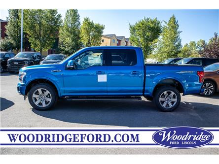 2019 Ford F-150 Lariat (Stk: KK-335) in Calgary - Image 2 of 5