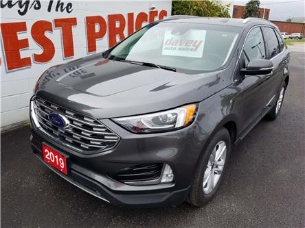 2019 Ford Edge SEL (Stk: 19-586) in Oshawa - Image 1 of 13