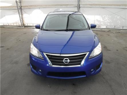 2014 Nissan Sentra 1.8 SR (Stk: S3078) in Calgary - Image 2 of 27
